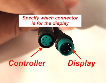 EggRider compatibility connector